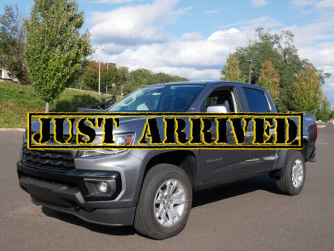 2022 Chevrolet Colorado for sale at BRYNER CHEVROLET in Jenkintown PA