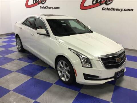 2016 Cadillac ATS for sale at Cole Chevy Pre-Owned in Bluefield WV