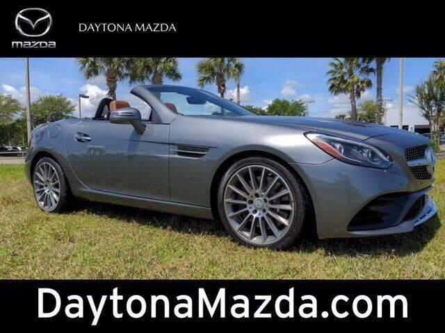 2017 Mercedes-Benz SLC for sale in Daytona Beach, FL