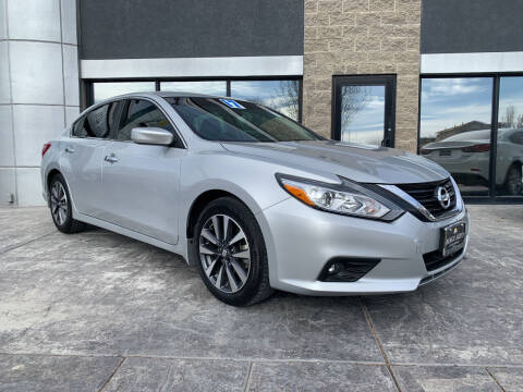 2017 Nissan Altima for sale at Berge Auto in Orem UT