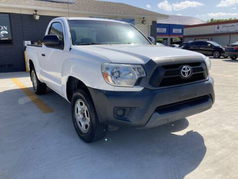 2012 Toyota Tacoma for sale at Princeton Motors in Princeton TX