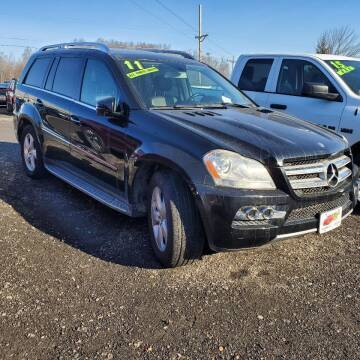 2011 Mercedes-Benz GL-Class for sale at ALL WHEELS DRIVEN in Wellsboro PA
