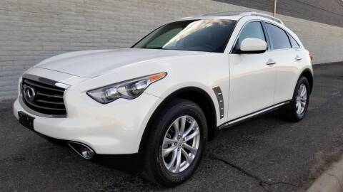 2012 Infiniti FX35 for sale at LA Motors LLC in Denver CO