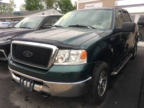 2007 Ford F-150 for sale at Dijie Auto Sale and Service Co. in Johnston RI