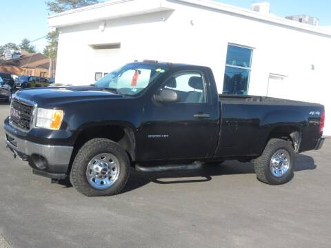 2012 GMC Sierra 3500HD for sale at Price Auto Sales 2 in Concord NH