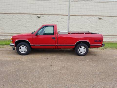 1997 Chevrolet C/K 1500 Series for sale at Frontline Auto Sales in Martin TN