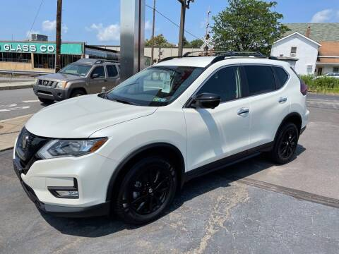 2018 Nissan Rogue for sale at Red Top Auto Sales in Scranton PA