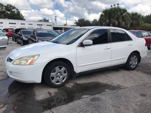 2006 Honda Accord for sale at Popular Imports Auto Sales in Gainesville FL