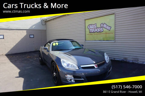 2009 Saturn SKY for sale at Cars Trucks & More in Howell MI