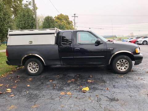 2003 Ford F-150 for sale at Westview Motors in Hillsboro OH