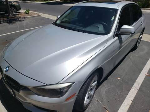 2015 BMW 3 Series for sale at Gold Coast Motors in Lemon Grove CA