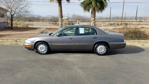 2000 Buick Park Avenue for sale at Ryan Richardson Motor Company in Alamogordo NM