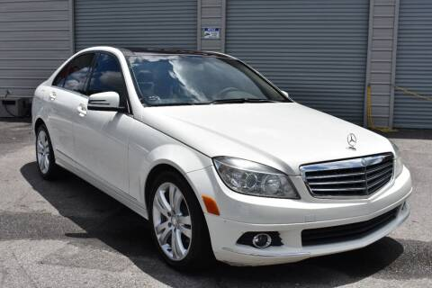 2011 Mercedes-Benz C-Class for sale at Mix Autos in Orlando FL