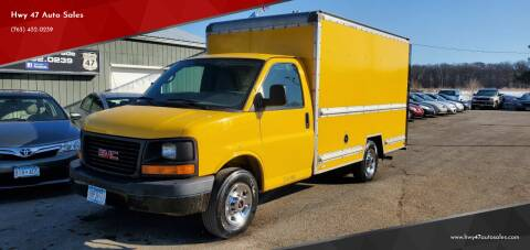 2011 GMC Savana Cutaway for sale at Hwy 47 Auto Sales in Saint Francis MN