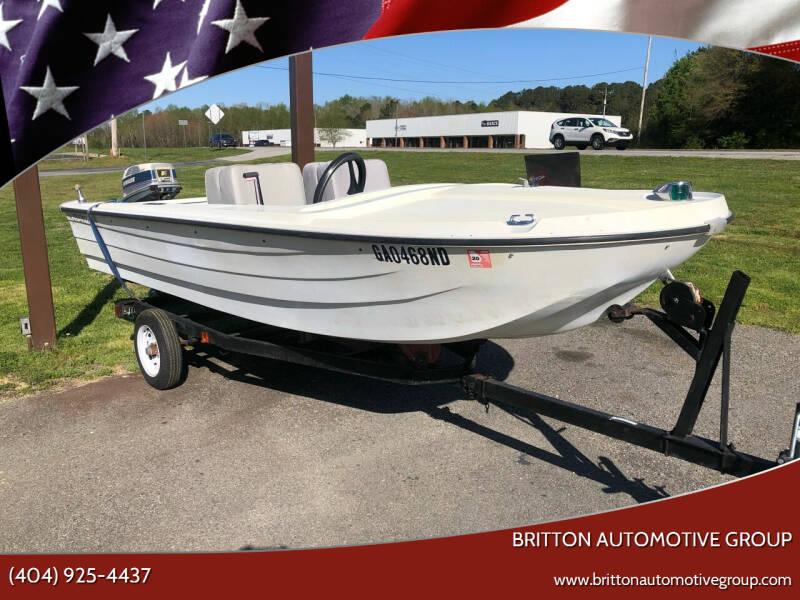 1965 Starcraft SEA SPORT for sale at Britton Automotive Group in Loganville GA