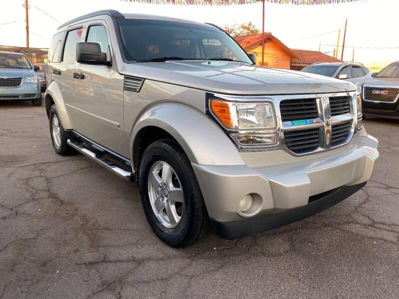 2009 Dodge Nitro for sale at Ram Auto Sales LLC in Phoenix AZ
