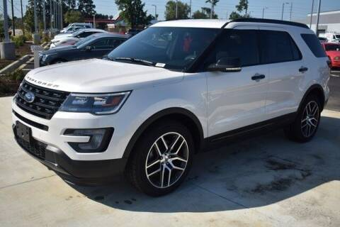 2017 Ford Explorer for sale at PHIL SMITH AUTOMOTIVE GROUP - Manager's Specials in Lighthouse Point FL