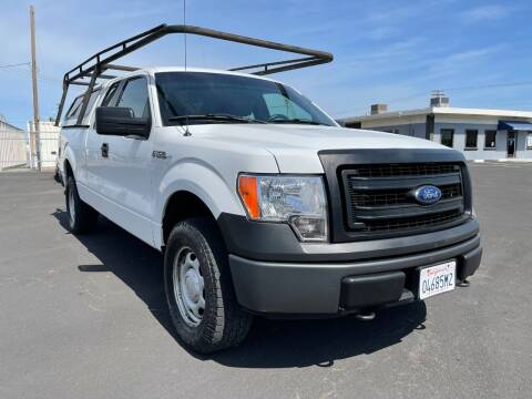 2013 Ford F-150 for sale at Approved Autos in Sacramento CA