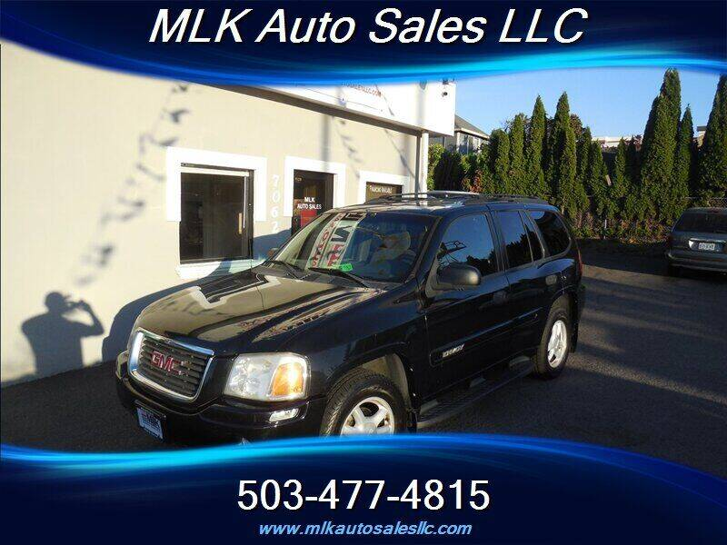 2004 GMC Envoy for sale in Portland, OR
