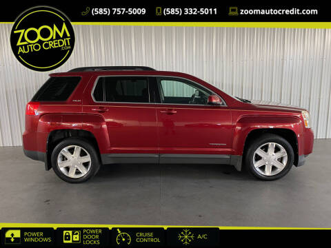 2010 GMC Terrain for sale at ZoomAutoCredit.com in Elba NY