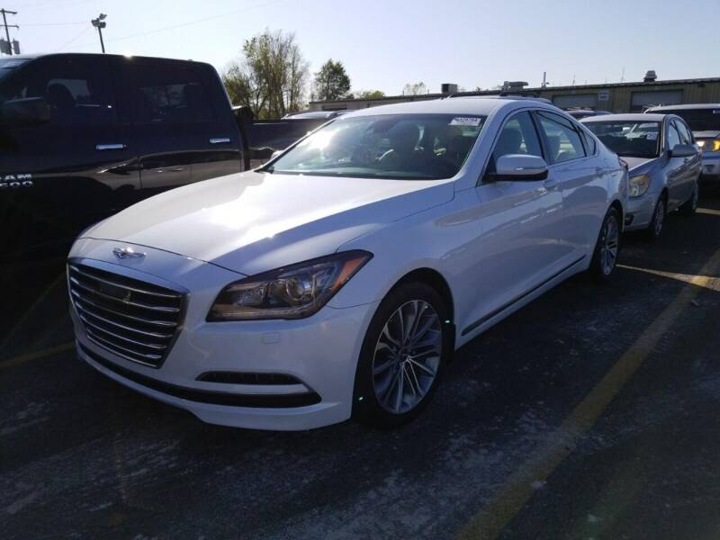 2017 Genesis G80 for sale at Car Connections in Kansas City MO