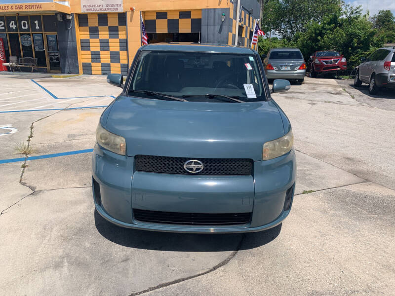 2008 Scion xB for sale at Dulux Auto Sales Inc & Car Rental in Hollywood FL