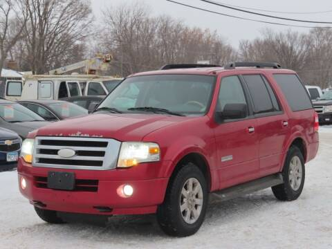 2008 Ford Expedition for sale at Big Man Motors in Farmington MN