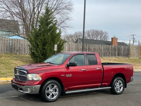 2014 RAM Ram Pickup 1500 for sale at Superior Wholesalers Inc. in Fredericksburg VA