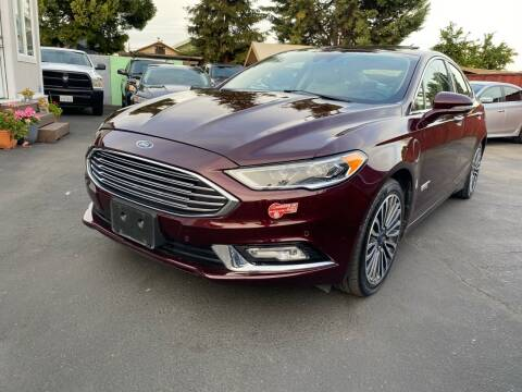 2017 Ford Fusion Energi for sale at Ronnie Motors LLC in San Jose CA
