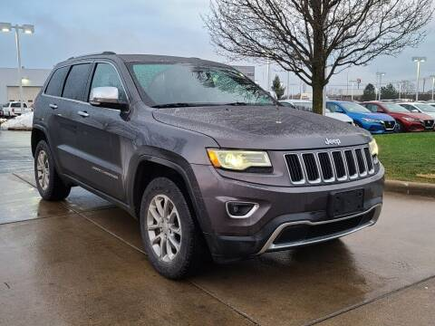 2016 Jeep Grand Cherokee for sale at Ken Ganley Nissan in Medina OH