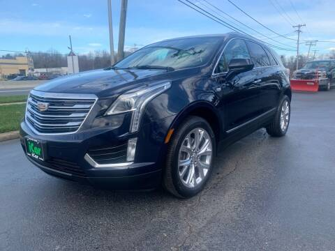 2017 Cadillac XT5 for sale at iCar Auto Sales in Howell NJ