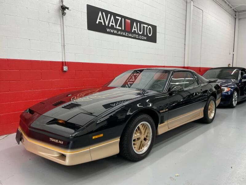 1986 Pontiac Firebird for sale in Gaithersburg, MD