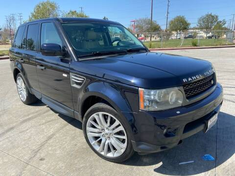 2010 Land Rover Range Rover Sport for sale at Affordable Auto Solutions in Wilmington CA