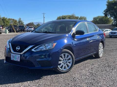 2016 Nissan Sentra for sale at The Other Guys Auto Sales in Island City OR