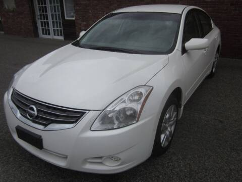 2012 Nissan Altima for sale at Tewksbury Used Cars in Tewksbury MA