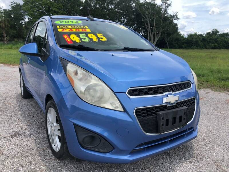 2013 Chevrolet Spark for sale at Auto Export Pro Inc. in Orlando FL