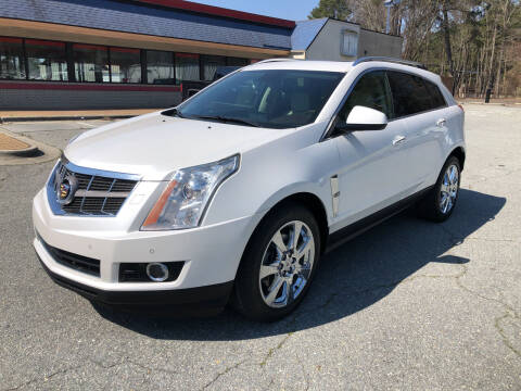 2011 Cadillac SRX for sale at Robert Sutton Motors in Goldsboro NC