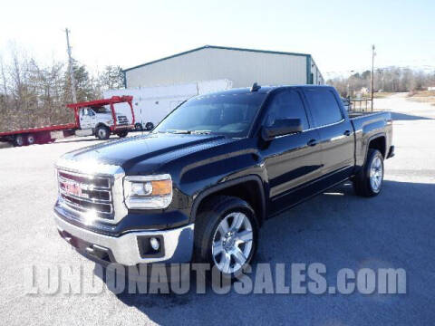 2015 GMC Sierra 1500 for sale at London Auto Sales LLC in London KY