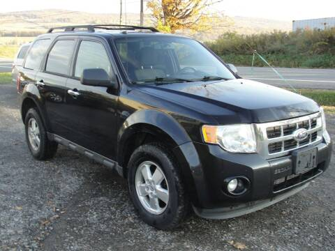2011 Ford Escape for sale at Turnpike Auto Sales LLC in East Springfield NY