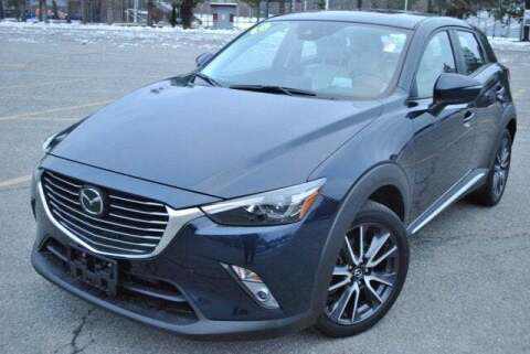 2018 Mazda CX-3 for sale at 495 Chrysler Jeep Dodge Ram in Lowell MA