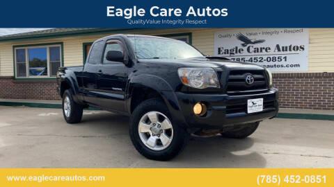 2005 Toyota Tacoma for sale at Eagle Care Autos in Mcpherson KS