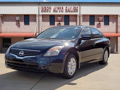2009 Nissan Altima for sale at Best Auto Sales LLC in Auburn AL