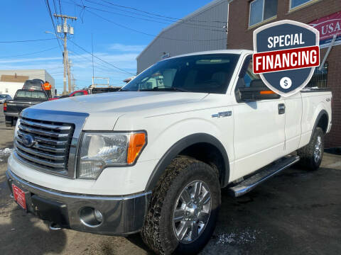 2012 Ford F-150 for sale at Carlider USA in Everett MA