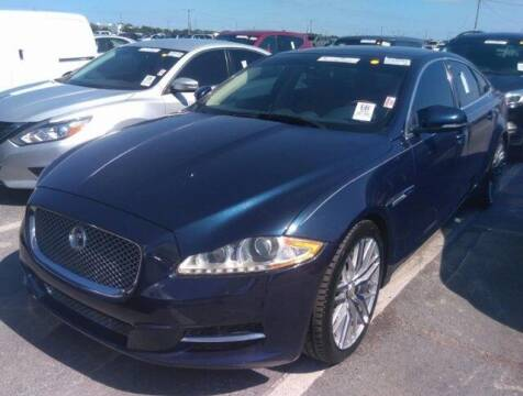 2013 Jaguar XJ for sale at PHIL SMITH AUTOMOTIVE GROUP - Tallahassee Ford Lincoln in Tallahassee FL