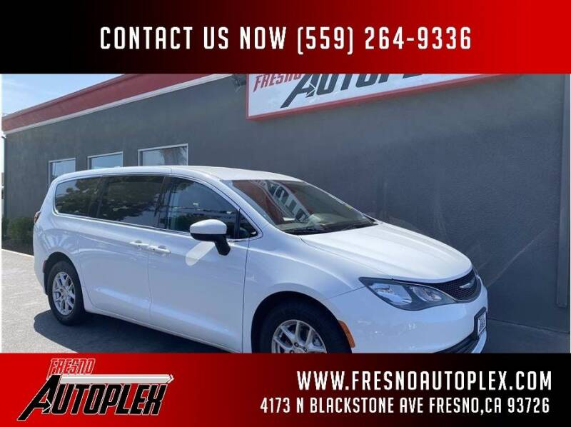 2017 Chrysler Pacifica for sale at Fresno Autoplex in Fresno CA