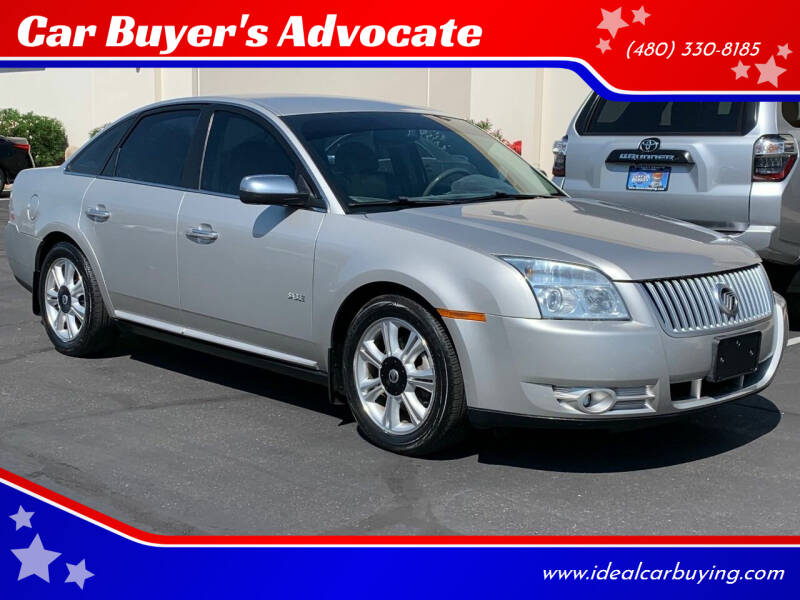 2008 Mercury Sable for sale at Car Buyer's Advocate in Phoenix AZ