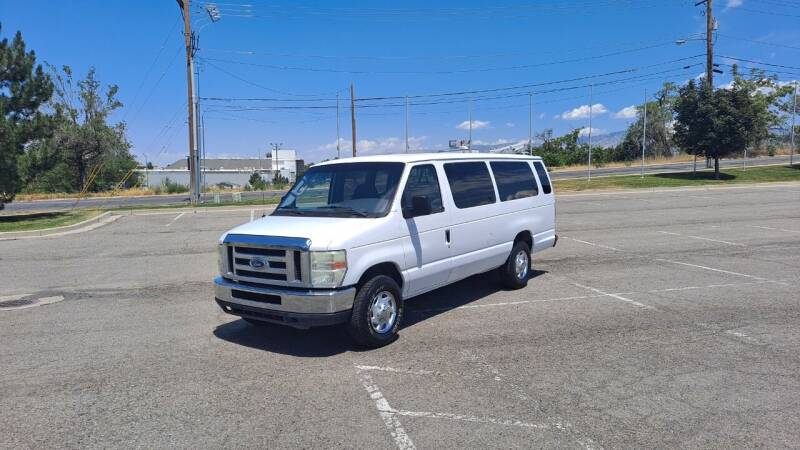 2008 Ford E-Series Wagon for sale at ALL ACCESS AUTO in Murray UT