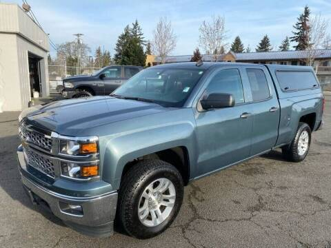 2014 Chevrolet Silverado 1500 for sale at TacomaAutoLoans.com in Lakewood WA