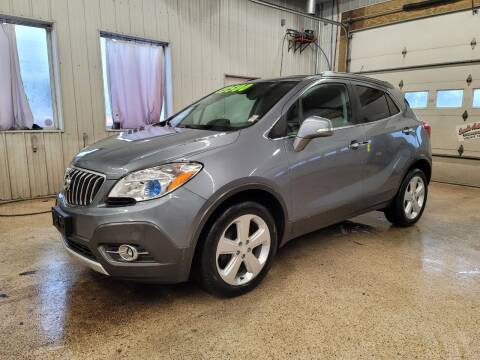 2015 Buick Encore for sale at Sand's Auto Sales in Cambridge MN