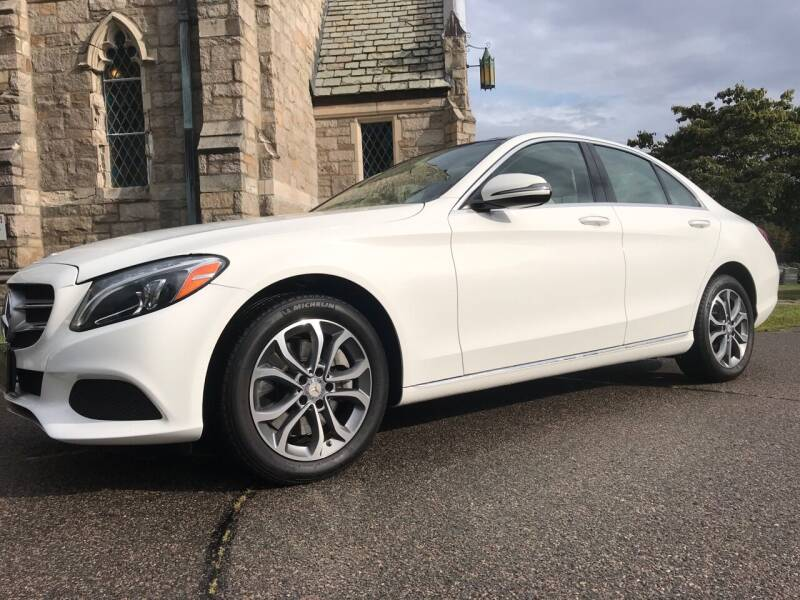 2017 Mercedes-Benz C-Class for sale at Reynolds Auto Sales in Wakefield MA